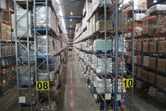 Warehouse Facility Management for Clients